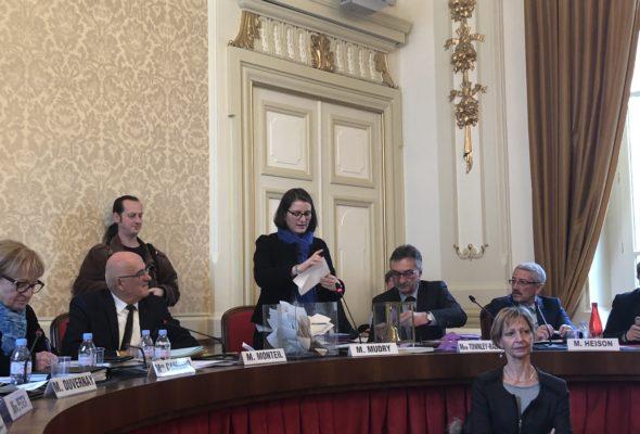 Bernard BOCCARD élu Vice-président du Conseil départemental