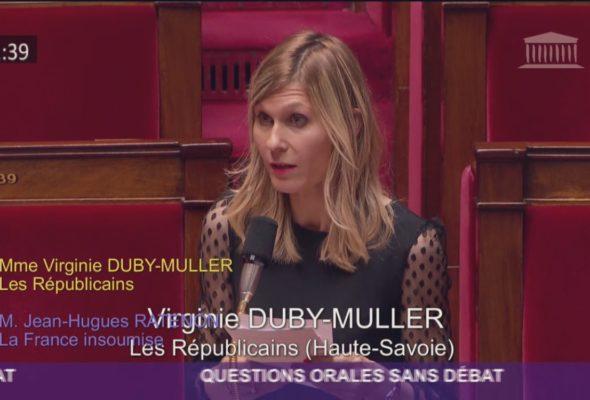 Question orale sans débat / situation de la psychiatrie en Haute-Savoie