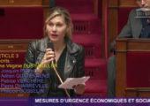 Intervention sur l'article 3 du projet de loi portant mesures d'urgence économiques et sociales