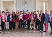 Les conseillers départementaux se mobilisent pour octobre rose
