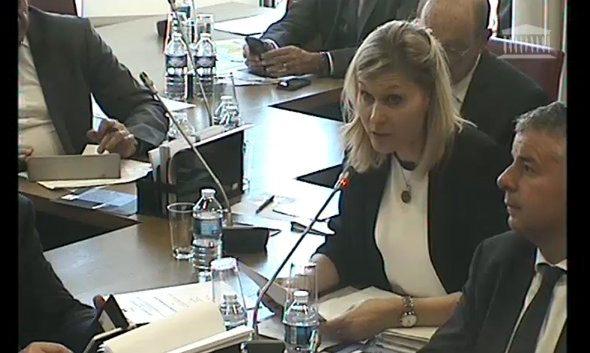 Intervention sur la convention franco-suisse pour la modernisation et l'exploitation du CEVA