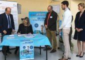 Forum de l'emploi et de l'égalité des chances à Annemasse