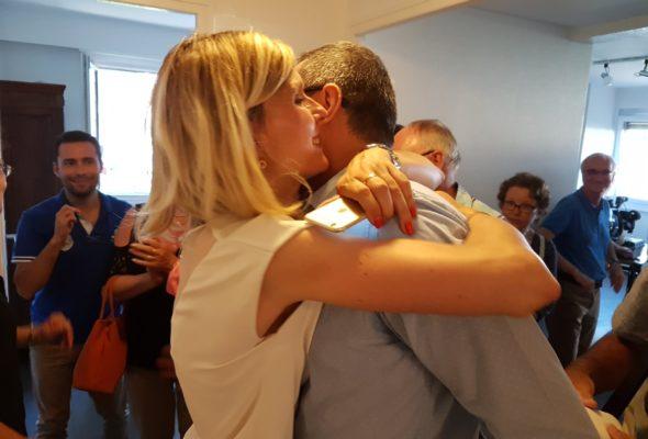 Virginie Duby-Muller réélue député avec 54,63%