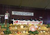 Assemblée générale des Jeunes agriculteurs de Haute-Savoie à la Balme-de-Sillingy