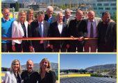 Journée du lait des LRG et inauguration des panneaux solaires