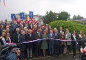 Inauguration de la foire internationale Haute-Savoie Mont-Blanc
