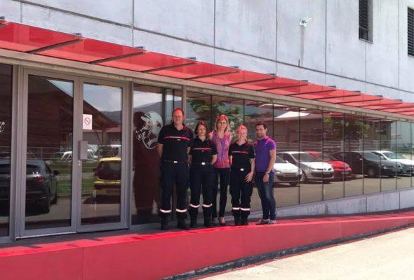24 juin / Portes ouvertes chez les Sapeurs-Pompiers