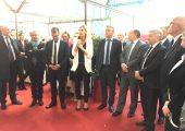 Inauguration du 14ème salon des transfrontaliers