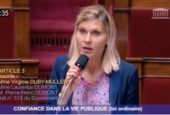 Pourquoi j'ai choisi de m'abstenir sur le projet de loi Confiance dans la vie publique ?