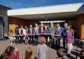 Inauguration de l'école maternelle Françoise Dolto à Vétraz-Monthoux