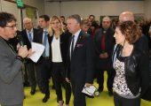 Inauguration du SMILE à Rochexpo