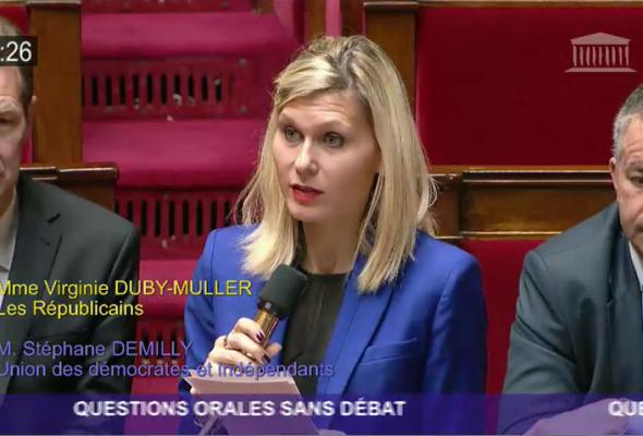 Question orale sans débat sur l'affiliation des travailleurs frontaliers aux régimes sociaux