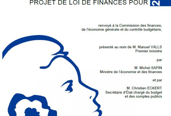Bilan du Projet de loi de finances pour 2017