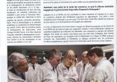 La Technopole d'Archamps et l'entrepreneuriat politique : interview de Virginie DUBY-MULLER dans la revue GEEA