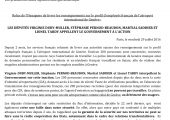 Refus de l'Hexagone de livrer les renseignements sur le profil d'employés français de l'aéroport  international de Genève.