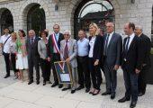 Valleiry / L'ancien maire Marc Favre à l'honneur pour la 28ème édition de la foire (DL)