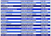 Permanences en septembre dans les mairies du canton de Saint-Julien / Frangy / Seyssel