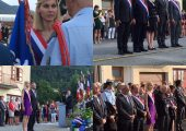 Commémoration du 72ème anniversaire de la Tragédie de Saint-Gingolph