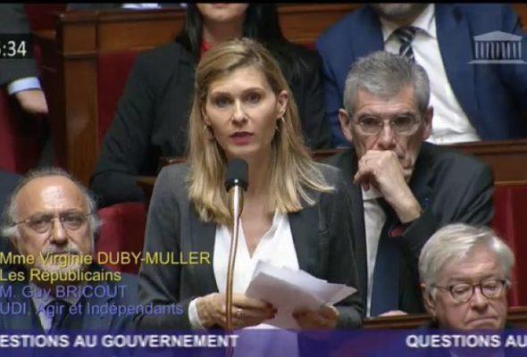 Question au gouvernement sur la crise de gouvernance chez ENGIE