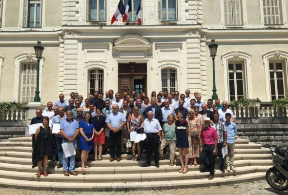 Annecy / 103 lauréats du Concours général agricole médaillés