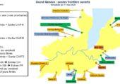 Situation aux douanes franco-suisses