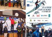Flaine / Coupe du monde de ski-alpinisme