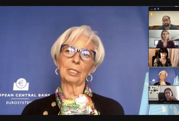 DDF / audition de Mme Christine Lagarde
