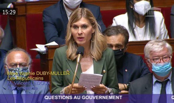 🏛 Retrouvez ci-dessous ma question au gouvernement sur l'offensive hostile de Veolia pour démanteler Suez ⤵️
