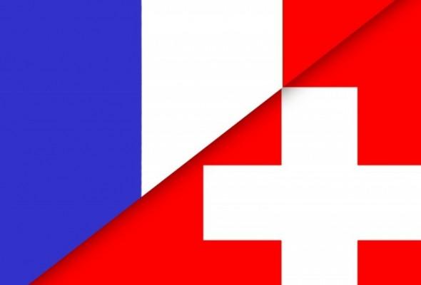 Évolution des passages aux frontières franco-suisses
