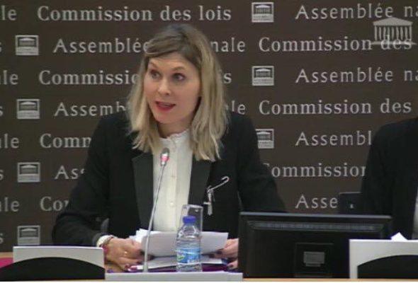 Commission des lois /  examen de la proposition de loi relative à l'accueil des gens du voyage et à la lutte contre les installations illicites