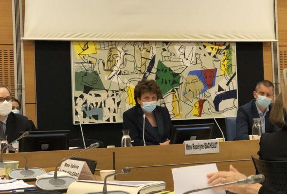 Intervention en commission sur la mission « Médias, Livre et industries culturelles » du budget 2021