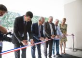 Collonges-sous-Salève / inauguration de la résidence Jean Weidner
