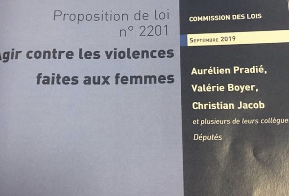 Adoption à l'unanimité de la proposition de loi visant à agir contre les violences au sein de la famille