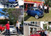 Ville-la-Grand / rassemblement de véhicules anciens