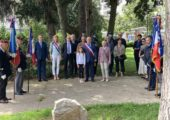 Annemasse / Cérémonie pour la journée nationale à la mémoire des victimes des crimes racistes et antisémites de l'Etat français et d'hommage aux «justes» de France