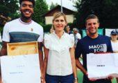 St-Julien-en-Genevois / remise des prix de l'open du Genevois