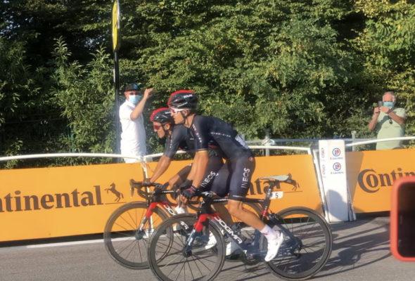 🚲 18ème étape du Tour de France entre Méribel et La Roche-Sur-Foron