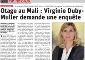 Demande d'une commission d'enquête parlementaire sur les conditions de libération de Sophie Pétronin