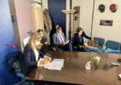 NANTERRE /  réunion avec le groupe central des mineurs victimes, à la Direction centrale de la police judiciaire