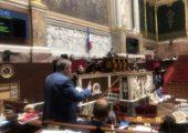 J'étais cette semaine dans l'hémicycle pour m'opposer au projet de loi Bioéthique, avec mes collègues des Républicains.