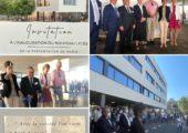 St-Julien / Inauguration du nouveau lycée La présentation de Marie
