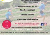 Saint-Cergues / les foulées roses le 3 octobre organisées par Hope et La foulée