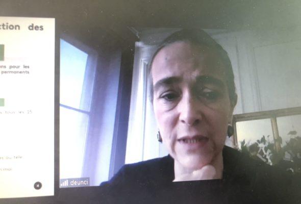 Audition de Delphine Ernotte, présidente de France Télévisions