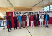 St-Pierre-en-Faucigny / Réunion de la section de Haute-Savoie de l'Union Nationale des Parachutistes