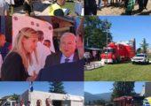 #exlemex 🇫🇷🇨🇭Exercice de sécurité civile visant à tester la coopération franco-suisse dans le Léman Express