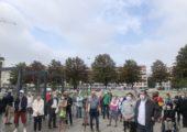 Annemasse / inauguration du parc Clémenceau