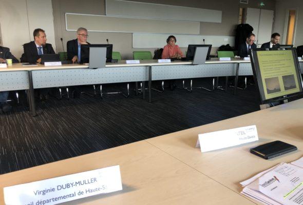 Annemasse / assemblée du GLCT Grand Genève