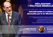 Déclaration de politique générale du Premier ministre Jean Castex