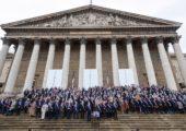 Les députés ont rendu hommage à Samuel Paty devant la colonnade du Palais Bourbon. Au-delà de l'émotion collective, il est désormais de notre devoir d'agir et réagir.