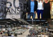 Marnaz / 50 ans et inauguration du nouveau site de décolletage de 5000m2 du groupe Tonic